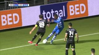 PEC Zwolle - Heracles Almelo 1-1 | 07-11-2015 | Samenvatting