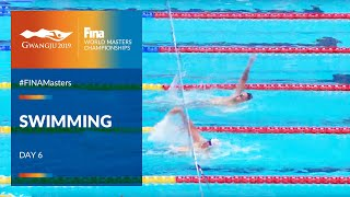 RE-LIVE | Swimming Day 6 | Main Pool | FINA World Masters Championships 2019