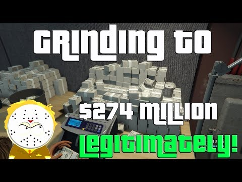 GTA Grinding to $274 Million Legitimately and Helping Subs