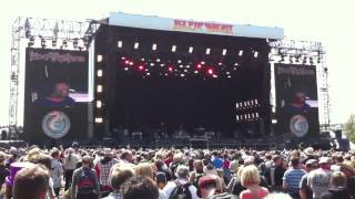 Joan Armatrading - Drop The Pilot Live @ IW Festival 2012