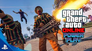 GTA Online: Power Play | PS4