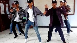 Dance (remix lagu korea)