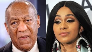 People Are Comparing Cardi B To Bill Cosby After This DISGUSTING Video Surfaces!