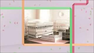 Graco Rory Convertible Crib, White