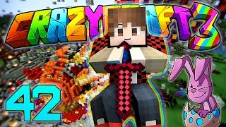 Minecraft Crazy Craft 3.0: BIG BERTHA WILL BE MINE! #42 (Modded Roleplay)