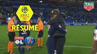 Olympique Lyonnais - Paris Saint-Germain ( 0-1 ) - Résumé - (OL - PARIS) / 2019-20