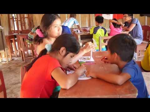 Misión Pasionista en Yurimaguas - Postulantes 2017