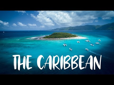 British Virgin Islands | Caribbean Holiday Drone Video 4K