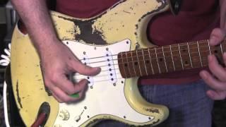 Video JGC Custom Wound Stratocaster pickups demo with MJT Strat & Dr Z Zwreck combo download MP3, 3GP, MP4, WEBM, AVI, FLV Juni 2018
