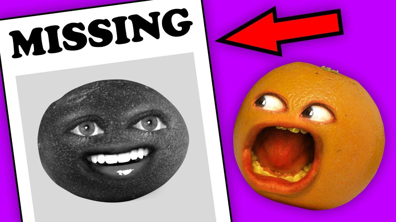 Annoying Orange - Where's Passion Challenge?!