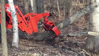 Dixie Chopper - Kubota L2501 with Root Grapple made by