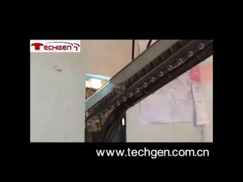 Techgen Complete Bottle Water Production Line