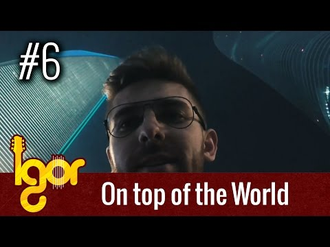 VLOG #6 On top of the world in Shanghai!