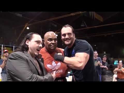 Abdullah The Butcher's last ever match!