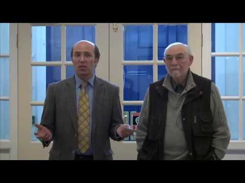 Ronald Lawrence in Conversation with Ceri Thomas (Part 1/2)