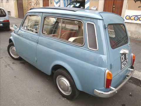 Fiat 500 Giardiniera 1966 Usata In Vendita A Milano