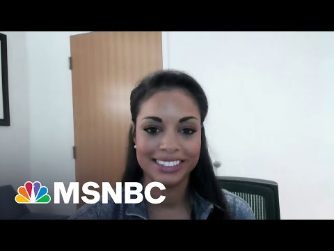 Dr. Ebony Hilton: 'Covid-19 Is Not Tired Of Us'   MSNBC