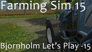 Bjornholm Walkthrough 15 - Farming Simulator 15