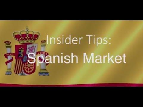 Insider Tips Spanish Market | Barbara Wood Tourism Ireland Madrid Office Spain