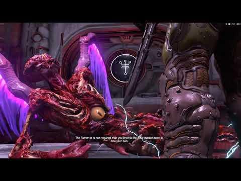 Doom Eternal- Ancient Gods Part 1 - Ending |