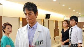 入院患者の田代(田山涼成)が行方不明になり、病院中を探す佐知(比嘉...