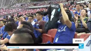 Football  Chelsea F C  tours in Singapour, a dream come true for Asian fans