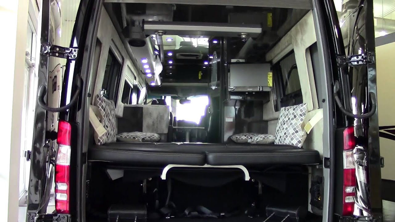 Mercedes Sprinter Rv >> New 2014 Airstream Interstate 3500 Extended Class B ...