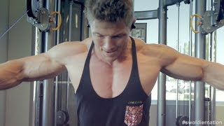 Swoldier Nation - Trainer Edtion - Chest and Back Contest Prep