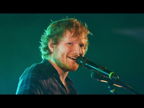 Ed Sheeran Best of - When live performances get close to the
