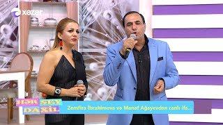 Zenfira İbrahimova & Manaf Ağayev - Popuri