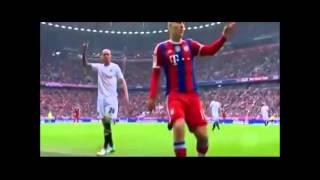 """Arjern Robben-""""Nein, Nein, Fuck off fam"""""""