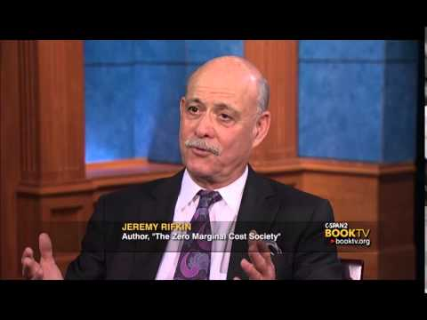 "Book TV After Words: Jeremy Rifkin, ""The Zero Marginal Cost Society"""