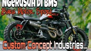 Video Maen Ke BMS [Baru Motor Sport] Custom Concept industries with MR.B download MP3, 3GP, MP4, WEBM, AVI, FLV Mei 2018