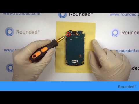 Samsung Galaxy Pocket S5300 repair, disassembly manual, guide