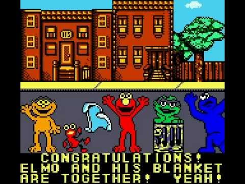 Game Boy Color Longplay [019] Elmo in Grouchland