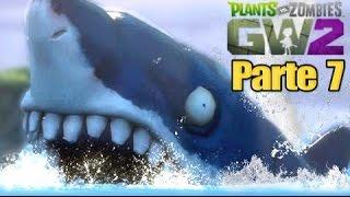 Plants vs Zombies Garden Warfare 2 - Parte 7 Curando a Dentirroto - Español