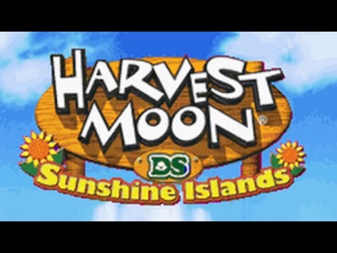 Stream - A Quick Look at Harvest Moon: Sunshine Islands