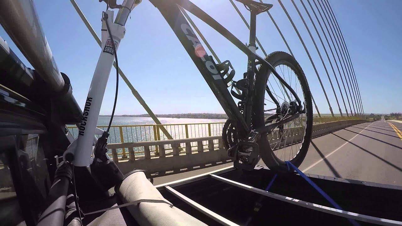 Transbike Feito Sob Medida Para A Fiat Strada Adventure