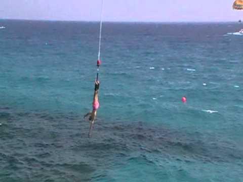 Bungee Jumping - Ayia Napa 2010