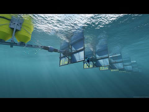 Wavepiston - a cost-efficient and sustainable wave energy system