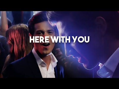 Asher Monroe  Here With You  Video