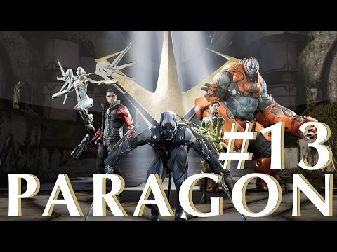 видео: Мощный gears of war! [Обзор все герои - Риктор, ст. колода] 🎮 paragon #13 🎮 ps4 gameplay на русском