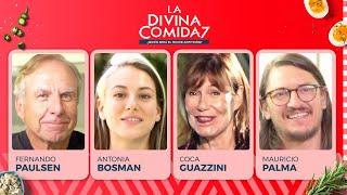 La Divina Comida - Fernando Paulsen, Antonia Bosman, Coca Guazzini y Mauricio Palma