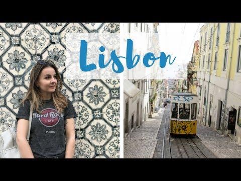 Lisbon Travel Vlog | 7 Days in Lisbon Portugal