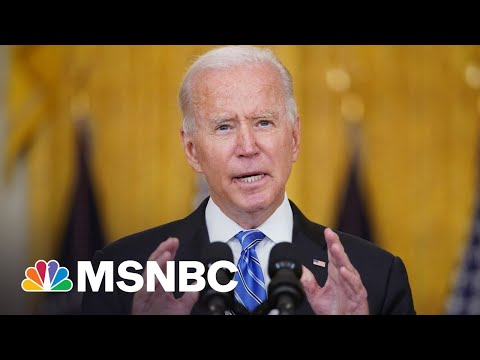 Can Biden Keep Dems Together To Pass His $3.5T Budget Plan?