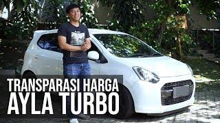 Modif Ayla Seharga Ayla: Ayla Turbo Motomobi Setelah 3 Tahun