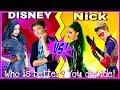 Disney VS Nickelodeon Stars Musical.ly Battle   Famous Kids Musically 2018   Team Nick or Disney?