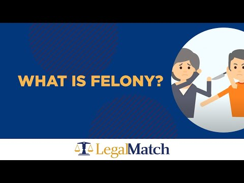What Is Felony?