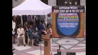 Motown legend Berry Gordy celebration!