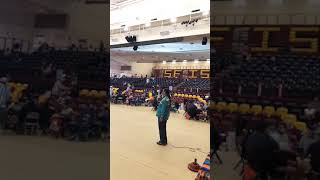 SFIS Santa Fe Indian School Back To School Powwow 2018 - LIVE Transmission